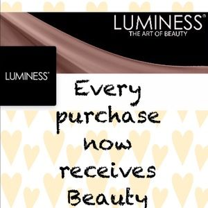 FREE Beauty product with EACH order!